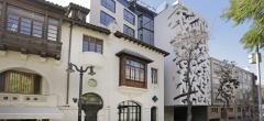 Hotel Cumbres Lastarria - External View