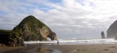 Chiloé Island - Pacific Beach
