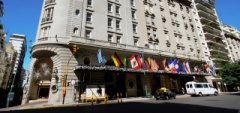 Alvear Palace Hotel - outside