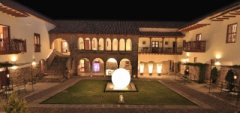 Casa Cartagena Boutique Hotel & Spa - courtyard
