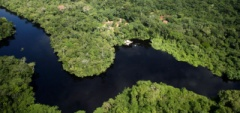Cristalino Lodge - Aerial View