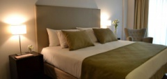 Dazzler Palermo Hotel - Bedroom