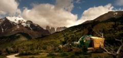 EcoCamp Patagonia - Location