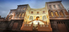 Mansion del Angel - Front view