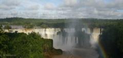 The Iguassu Falls