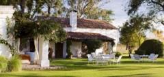 House of Jasmines - garden terrace