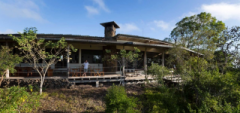 Galapagos Safari Camp - Main Lodge