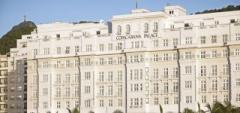 The Belmond Copacabana Palace - Front View