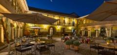 Libertador Palacio del Inka - Courtyard