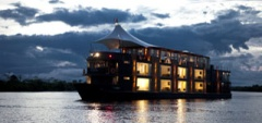 Cruising the Amazon