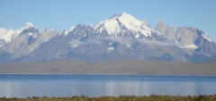 Tierra Patagonia, the view from our room