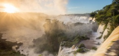 Awasi Iguazu - Sunrise at Iguazu