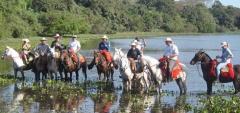Barra Mansa - riding