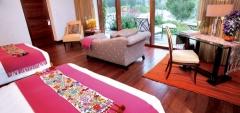 Belmond Hotel Rio Sagrado - Standard Bedroom