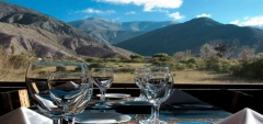 Casa de Adobe - Restaurant view