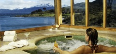 Los Cauquenes Resort & Spa - Jacuzzi