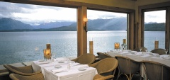 Correntoso Lake and River Hotel - Lake-view Restaurant