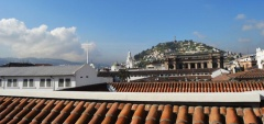 Hotel Carlota - View from roof bar