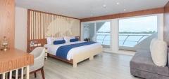 The Elite - Golden Suite cabin
