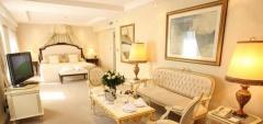 The Emperador Hotel - Bedroom
