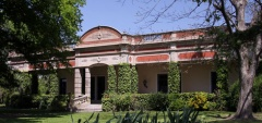 Estancia El Ombu - main house