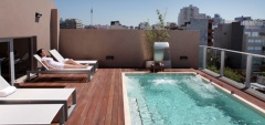 Fierro Hotel - Swimming Pool