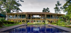 Hacienda Bambusa - Swimming pool