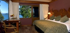 Hotel Charming - Master Suite Bedroom