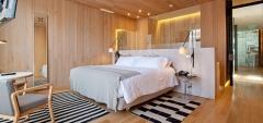 Hotel Magnolia - Junior Suite Bedroom