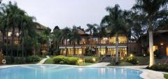 The Iguazu Grand Spa Resort and Casino - Pool & grounds