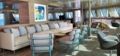 La Pinta - Lounge area