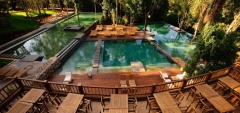 Loi Suites Iguazu Hotel - Pool terrace