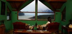 Hosteria Los Notros - View