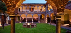 Inkaterra La Casona - Courtyard