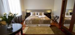 Lastarria Boutique Hotel - Suite Bedroom