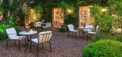 Hotel Le Reve - Garden terrace