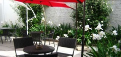 Meridiano Sur - Garden terrance