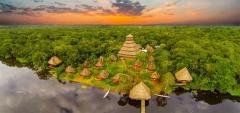 Napo Wildlife Ecolodge - Location