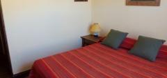 Patagonia Rebelde - double bedroom