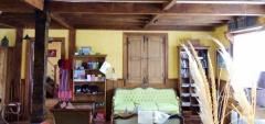 Patagonia Rebelde - living area