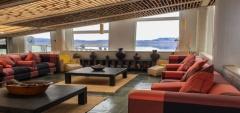 Remota Lounge area