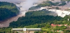 The Melia Iguazu Hotel - Location