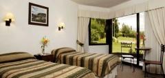 Hotel Sierra Nevada - Bedroom