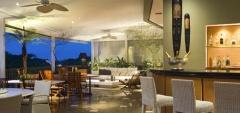 The Sofitel Rio de Janeiro Copacabana - Lounge