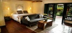 Hacienda Bambusa - Superior Room