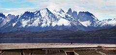Tierra Patagonia - The view