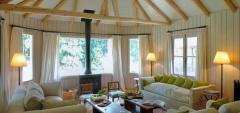 Tipiliuke Lodge - Interior