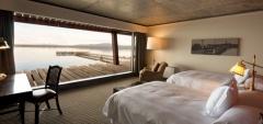 The Singular Patagonia - Bedroom
