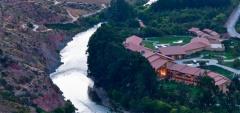 Tambo del Inka - Location