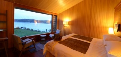 Tierra Chiloé - bedroom